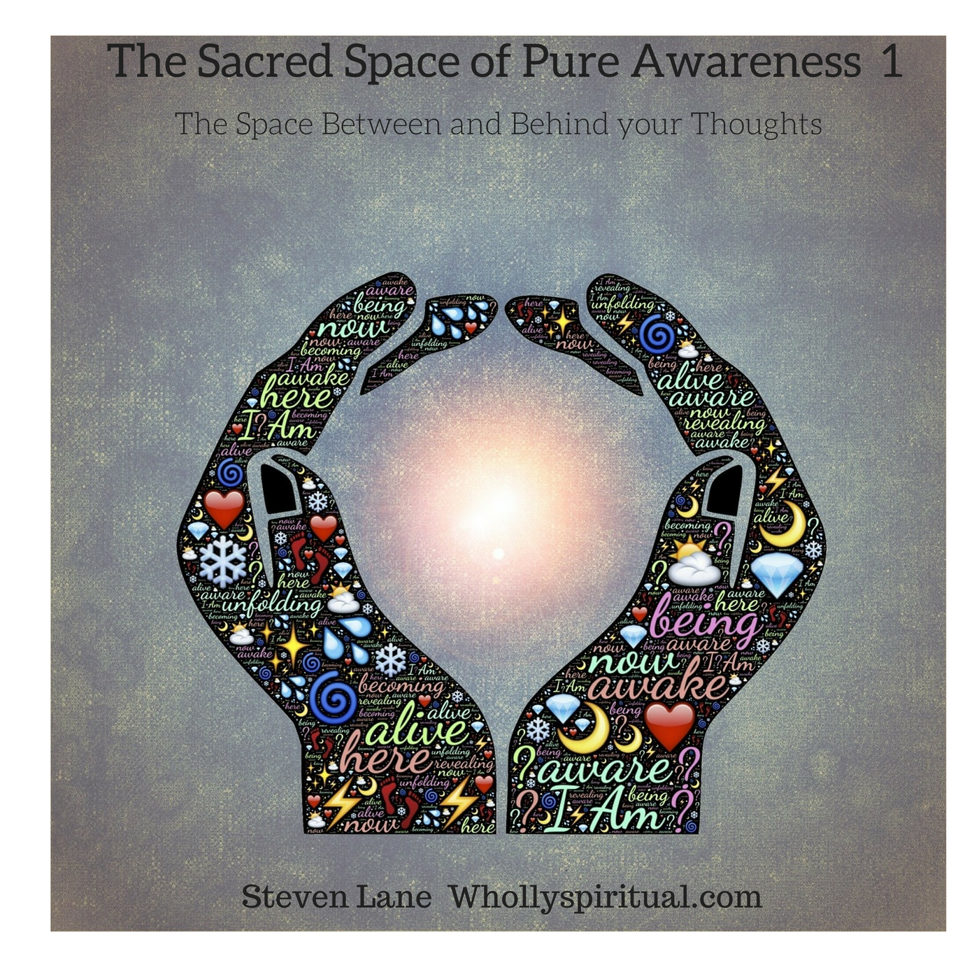 The Sacred Space of Pure Awareness Vol 1 Image
